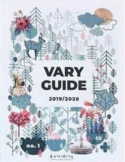 Vary Guide 2019/2020 obálka knihy