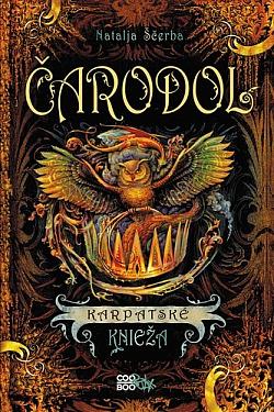 Karpatské knieža obálka knihy