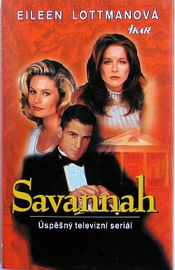 Savannah obálka knihy