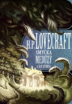 Smyčka Medúzy a jiné příběhy obálka knihy