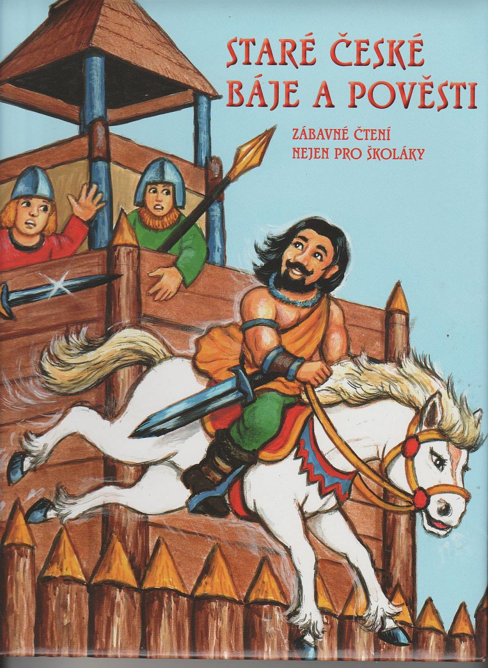 staré pověsti české kniha online