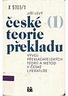 České theorie překladu