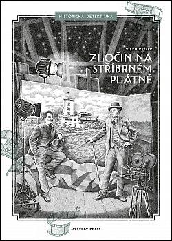Zločin na stříbrném plátně obálka knihy