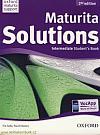 Maturita Solutions Intermediate Student´s Book 2nd
