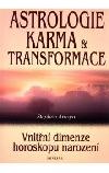 Astrologie, karma a transformace obálka knihy