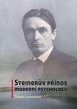 Steinerův přínos moderní psychologii obálka knihy