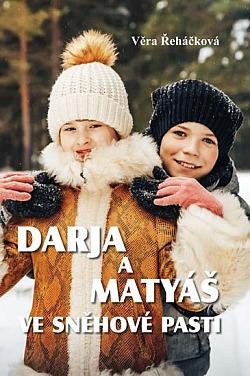 Darja a Matyáš ve sněhové pasti