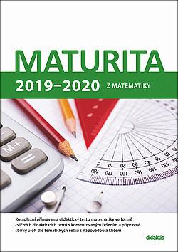 Maturita 2019–2020 z matematiky obálka knihy