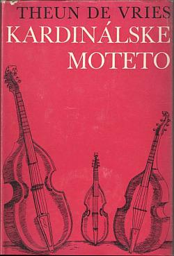 Kardinálske moteto obálka knihy