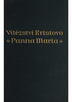Vítězství Kristovo / Panna Maria obálka knihy