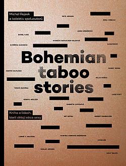 Bohemian Taboo Stories - Kniha o lidech, kteří dělají něco sexy obálka knihy