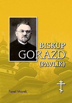 Biskup Gorazd (Pavlík) obálka knihy