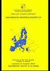Parlamentní kontrola agendy EU