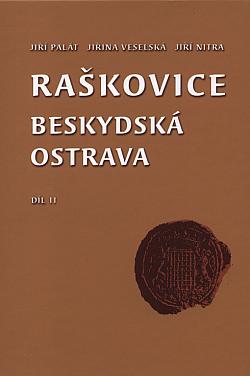 Raškovice - beskydská Ostrava, díl II obálka knihy