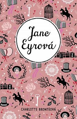 Jane Eyrová obálka knihy