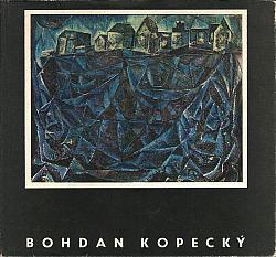 Bohdan Kopecký obálka knihy