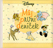Disney - Můj první deníček