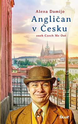 Angličan v Česku aneb Czech Me Out obálka knihy