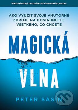Magická vlna obálka knihy