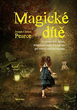 Magické dítě obálka knihy