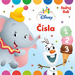 Disney - Čísla