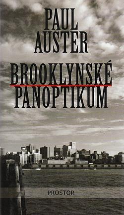 Brooklynské panoptikum obálka knihy