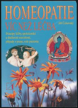 Homeopatie - víc než léčba obálka knihy