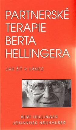 Partnerské terapie Berta Hellingera obálka knihy