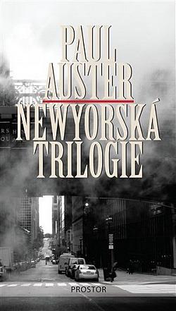 Newyorská trilogie obálka knihy