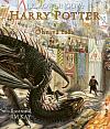 Harry Potter a Ohnivá čaša (Ilustrovaná edícia)