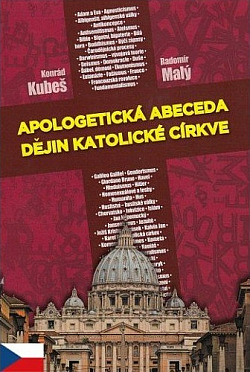 Apologetická abeceda dějin katolické církve obálka knihy