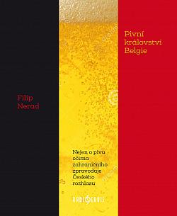 Pivní království Belgie obálka knihy