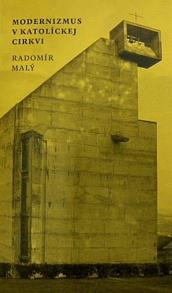 Modernizmus v katolíckej cirkvi obálka knihy