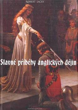 Slavné příběhy anglických dějin obálka knihy