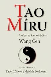 Tao míru - poučení ze Starověké Číny obálka knihy