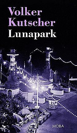Lunapark obálka knihy