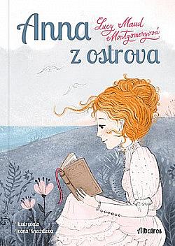 Anna z ostrova obálka knihy