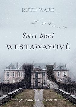 Smrt paní Westawayové obálka knihy