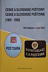 České a slovenské poštovny 1900-1958 / České a slovenské poštovne 1900-1958