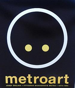 Metroart obálka knihy