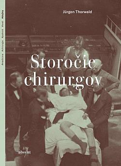 Storočie chirurgov obálka knihy