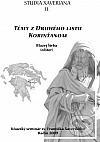 Témy z Druhého listu Korinťanom