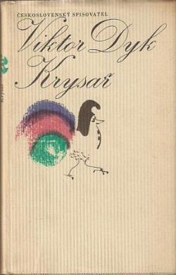 Krysař obálka knihy