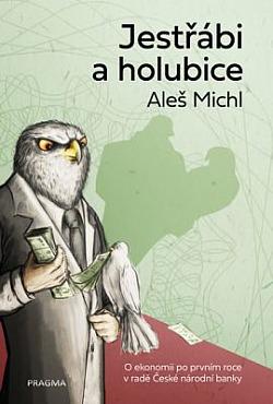 Jestřábi a holubice obálka knihy