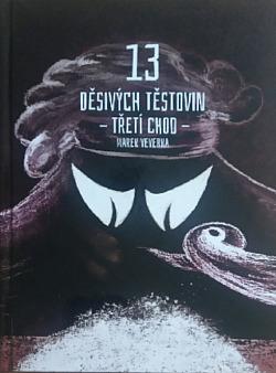 13 děsivých těstovin - Třetí chod obálka knihy