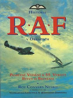 Historie R.A.F v obrazech