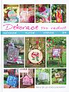 Dekorace pro radost: Háčkování, pletení, vyšívání, šití