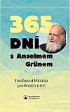 365 dní s Anselmem Grünem: Duchovní lékárna pouštních otců