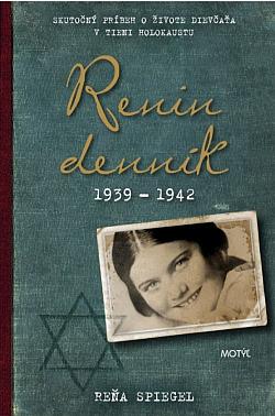 Renin denník obálka knihy