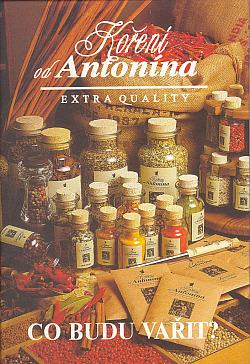 Koření od Antonína - Co budu vařit? Extra quality
